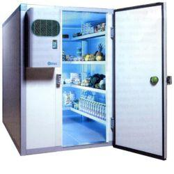 Consommation chambre froide